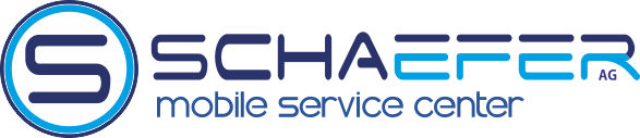 Schaefer Logo Mobile Service Center